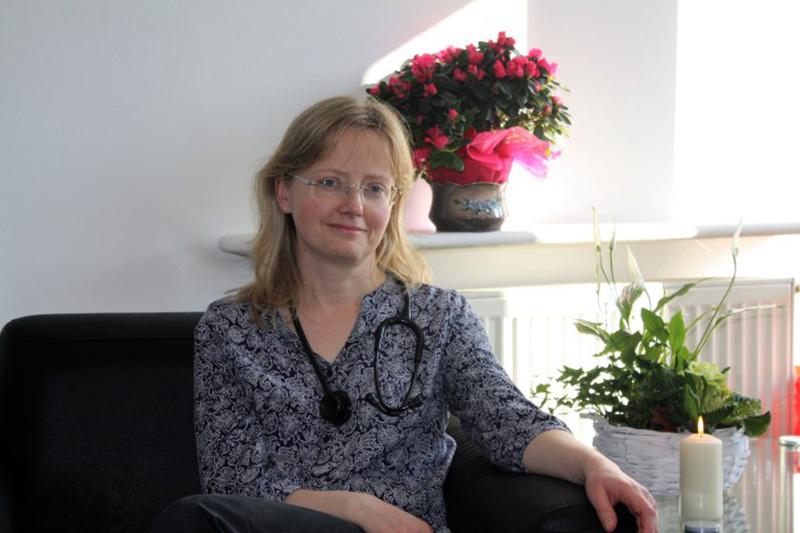 Zosia Malec nominowana do Kobiety Medycyny 2019