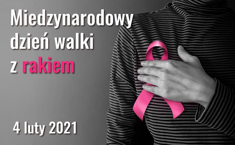 Międzynarodowy dzień walki z rakiem.
